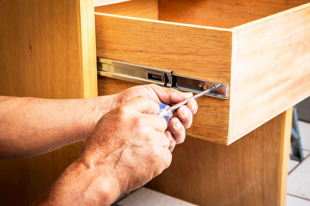 Cabinet Repairs & Upgrades
